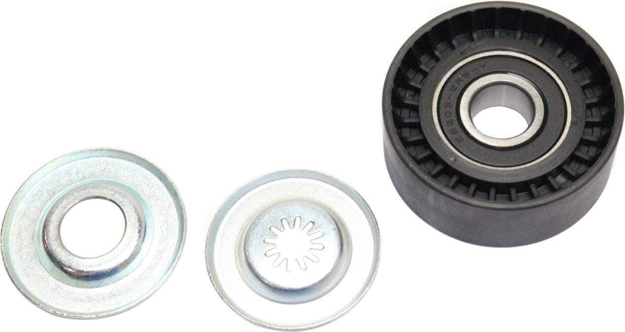 JOURNEY 09-18 Fits REPA317404 Accessory Belt Idler Pulley For SL55 AMG 03-08