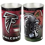 Falcons WinCraft NFL Wastebasket