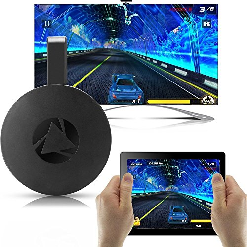 WiFi Display Dongle Wireless Mini Display Receiver Mirror Dongle HDMI Adapter TV Miracast DLNA Airplay for iOS iPhone iPad Android Device Smartphone Macbook by XMBest (Image #7)