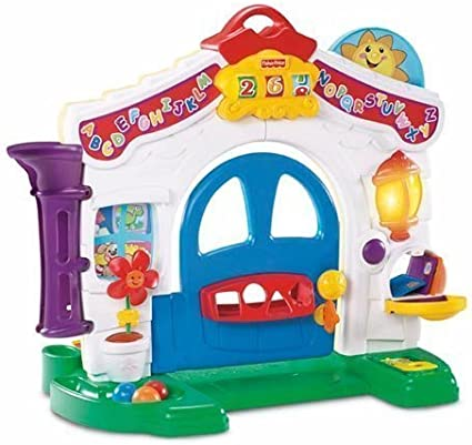 Amazon Com Fisher Price Learning Home Toys Games