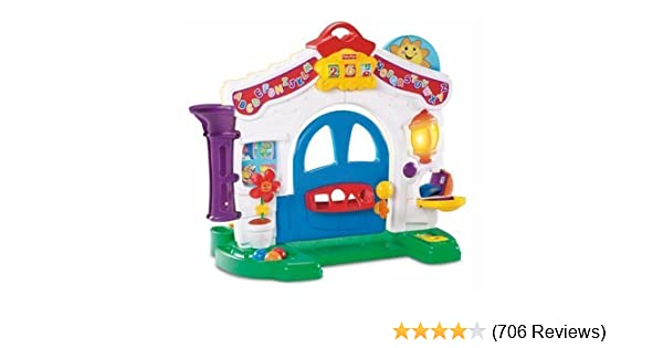 Amazon.com: Fisher-Price Learning Home (Discontinued by manufacturer ...
