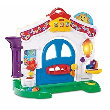 Amazon.com Fisher-Price Learning Home (Discontinued by manufacturer) Toys u0026 Games  sc 1 st  Amazon.com & Amazon.com: Fisher-Price Learning Home (Discontinued by manufacturer ...