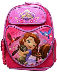 NEW Sofia the First Large Backpack-little Princess