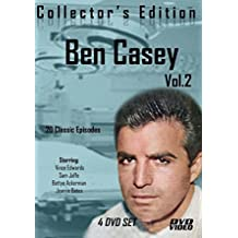 Ben Casey-TV Series- 20 Classic Episodes -4 Disc Set-Volume TWO -1961