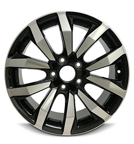 Honda Civic Wheels And Tires - Honda Civic 17 Inch 5 Lug 10 Spoke Alloy Rim/17x7 5-114.3 Alloy Wheel
