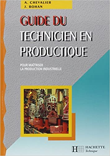 guide technicien productique gratuit