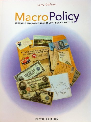 Macro Policy: Learning Macroeconomics with Policy History