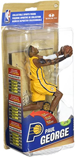 McFarlane Toys NBA Series 25 Paul George Action Figure by McFarlane