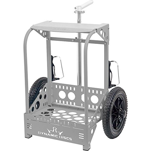 ck Cart LG by ZÜCA - Offers 50% Greater Capacity Than The Original Backpack Cart - Gray ()
