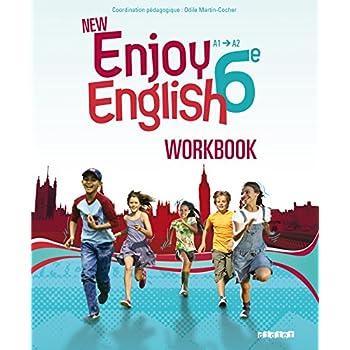 '6ème ; workbook (édition 2011)'