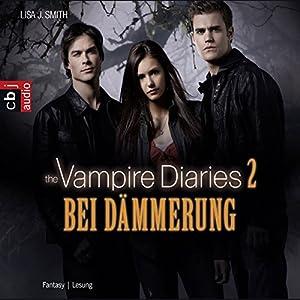 Bei Dämmerung (The Vampire Diaries 2) Hörbuch
