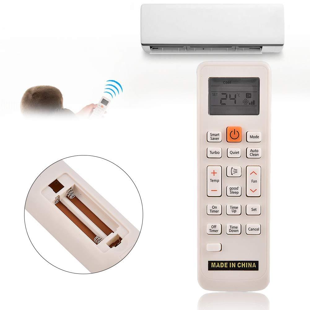 Mavis Laven Universal AC Remote Control, Replacement Remote Controller for Samsung DB93-11489L DB63-02827A DB93-11115U DB93-11115K KT3X00 Air Condition