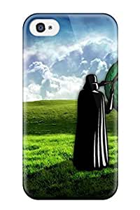 Iphone 4/4s Cover Case - Eco-friendly Packaging(star Wars Humor) by mcsharks