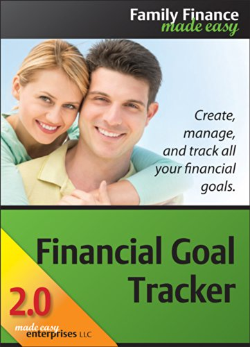 Goal Tracker 2.0 [Download] by Made Easy Enterprises LLC