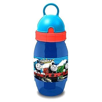 Spearmark Botella de Agua con Palillo Congelador | 350 ML | Thomas y Sus Amigos