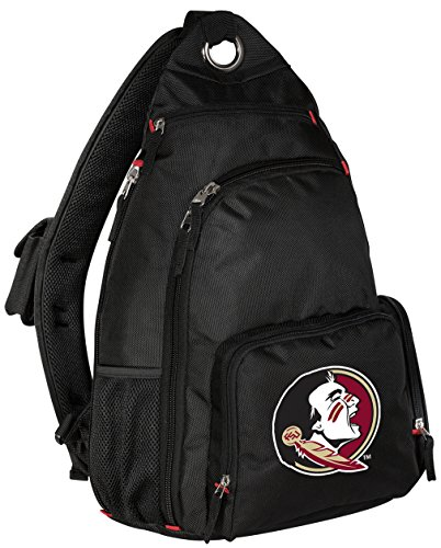 Broad Bay Florida State University Backpack Single Strap FSU Sling Backpack