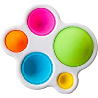COSYOO Baby Fidget Toy Silicone Bubble Toy Baby Intelligence Toy for Babies Baby Bubble Toys Infant Bubble Toy Baby…