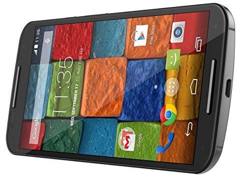 Motorola Moto X 16gb Xt1092 2nd Gen 2014 3g - Soft Black (Sim Free/unlocked) Unlocked Factory Xt1092
