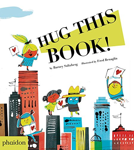 Book Cover: Hug This Book!