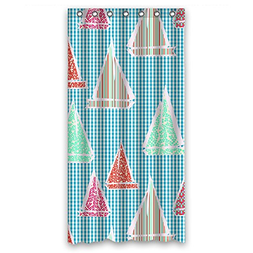 Monadicase Width X Height / 36 X 72 Inches / W H 90 By 180 Cm Polyester Sea Bath Curtains Fabric Is Fit For Him Couples Kids Boys Gf Father. Durable - Pelican Table Lamp