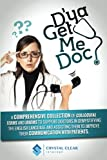 img - for D'ya Get Me Doc? book / textbook / text book