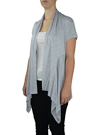 Alfa Global Women's Lightweight Fashion Short Sleeve Cardigan at ...