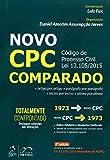Novo CPC Comparado. Código de Processo Civil Lei 13.105/ 2015