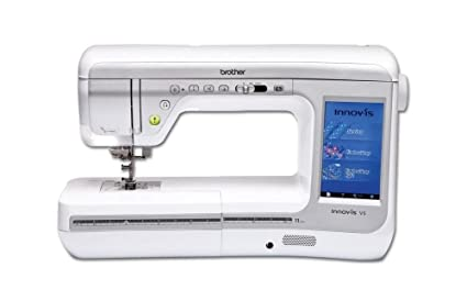 Brother 4977766714563 - Máquina de coser, bordar, patchwork y quilt innovis v5