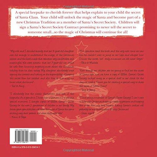 Ssshh   Santa's Secret Society: Where Secrets are Unlocked, and the
