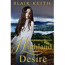 Highland Desire (Scottish Highland Romance)