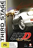 Initial D - Third Stage [NON-USA Format / PAL / Region 4 Import - Australia]