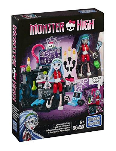 Mega Construx Monster High Ghoulia's Potion Lab Playset (Monster High Ghoulia)