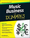 img - for Music Business For Dummies book / textbook / text book