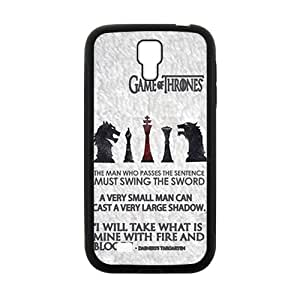 Game Of Thrones Black Phone Case for Samsung S4