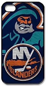 New York Islanders Case For HTC One M7 Cover ,Plastic Shell Hard Protector Gift Idea