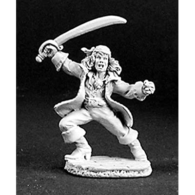 Eric Swiftblade, Male Swashbuckler (OOP): Toys & Games