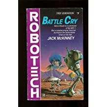 Battle Cry (#2) (Robotech)