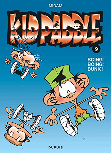Kid Paddle, Tome 9: Boing! Boing! Bunk!