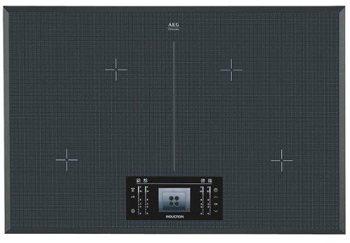AEG HK-884400-FG hobs Negro Integrado Con - Placa (Negro ...
