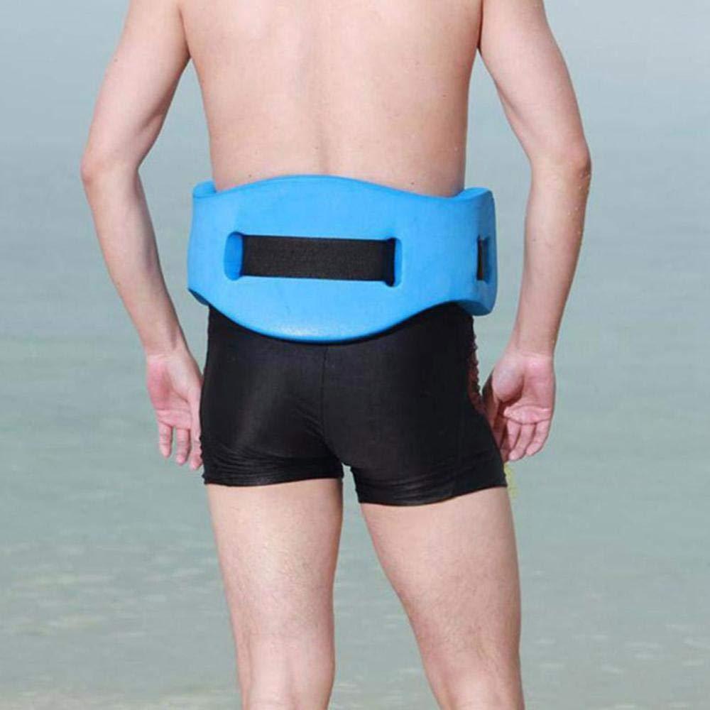 PAWACA Swim Flotation Belt,EVA Adjustable Buoyancy Belt Aqua Jogging Tackle