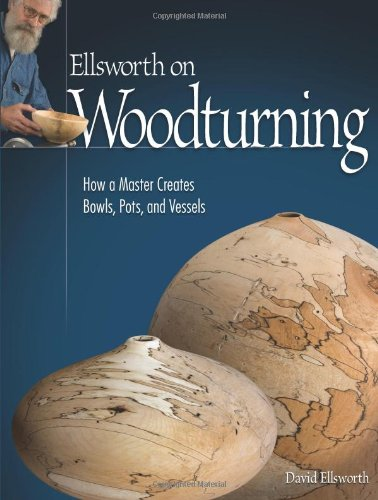 Ellsworth Woodturning Master Creates Vessels product image