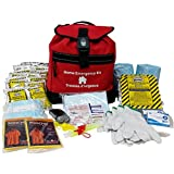 First Aid Central Emergency Kit - 2 Person 72 Hour Survival Backpack