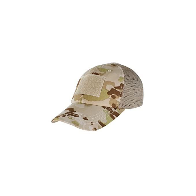 a43fb572819d3 Amazon.com  CONDOR Mesh Tactical Cap (A-Tacs