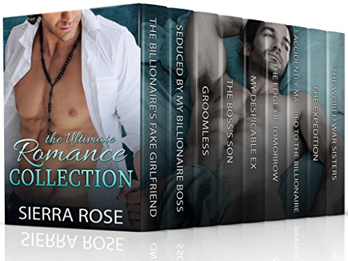 Romance Collection - 16 Contemporary Romance (Rose Box Collection)