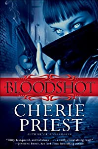 Bloodshot (Cheshire Red Reports)