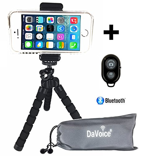 DaVoice Flexible Horizontal Smartphone Bluetooth product image