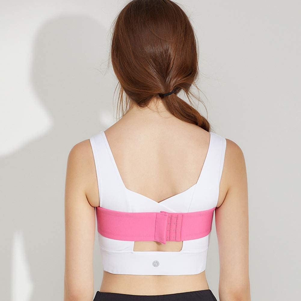 No-Bounce High-Impact Adjustable Breast Augmentation Strap Breast Support Band