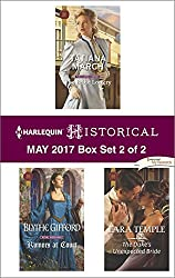 Harlequin Historical May 2017 - Box Set 2 of 2: The Bride Lottery\Rumors at Court\The Duke's Unexpected Bride