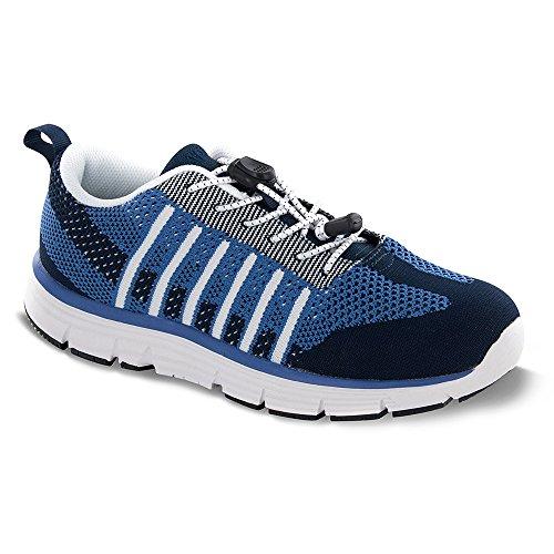 Apex Women's A7100W Running Shoe, Navy, 11