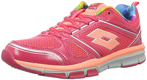 Lotto Damen Andromeda VIII AMF W Laufschuhe Pink (GER/ROS NEO)
